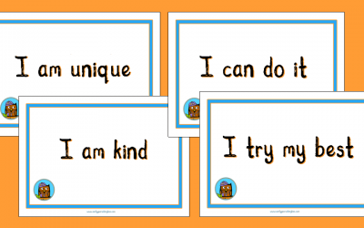 Why We Should Use Affirmations With Our Children
